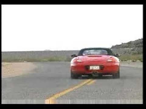 Porsche Boxster – Billy Boat Exhaust