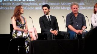 Première Living and the dead - Q&A (14.06.2016)