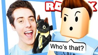 GUESS THE YOUTUBERS CHALLENGE IN ROBLOX