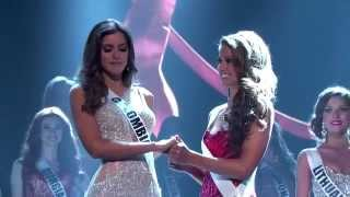Paulina Vega Dieppa, Miss Universe 2014, Colombia crowning moment