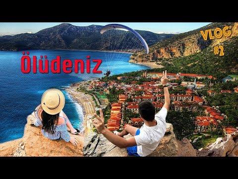 Турция Фетхие Олюдениз лучшие места. Часть 2
