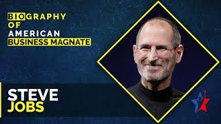 Steve Jobs Biography in English   Founder of Apple Inc