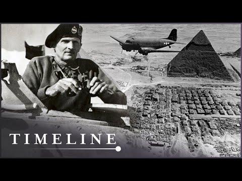 Desert Generals – Part 1 of 2 (World War 2 Documentary) | Timeline