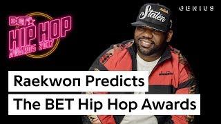 Raekwon Predicts Cardi B, Kendrick Lamar & Migos Will Win At The 2017 BET Hip-Hop Awards