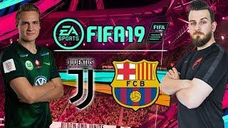FIFA 19: LONG RANGE - Juventus Turin Vs FC Barcelona