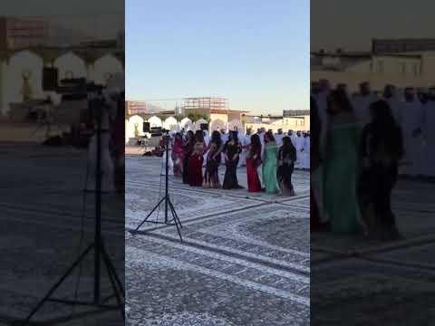 رقص زیبایی دختران عرب😍