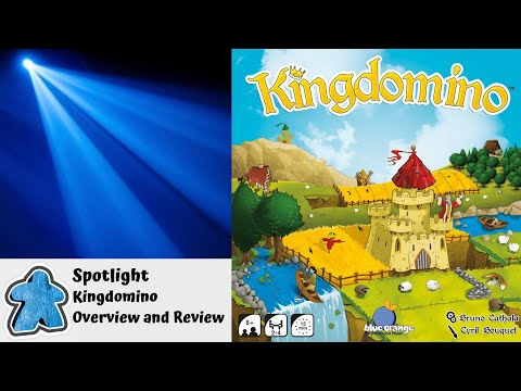 Spotlight - Kingdomino Overview and Review