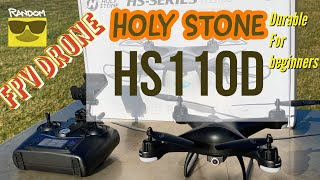 Holy Stone HS110D FPV Drone - FULL REVIEW