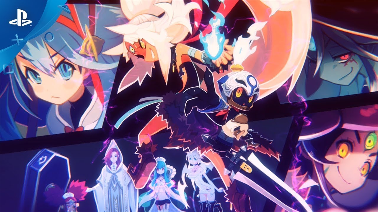 The Witch and the Hundred Knight 2 Out Today on PS4