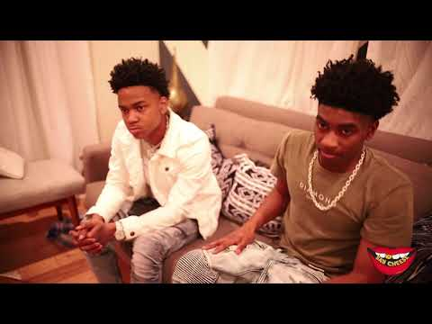 "Lil Zay & Kvng Zeakyy ""Jackson Mississippi is a very evil place"" + talks Lil Lonnie's death"