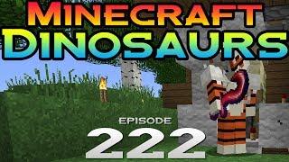 Minecraft Dinosaurs!    222    Dino Week Guest Kohd!