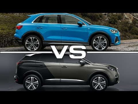 2019 Audi Q3 vs 2018 Peugeot 3008 Technical Specifications