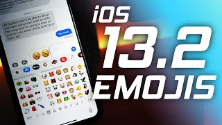 iOS 13 NEW EMOJIS (Literally ALL of them!)