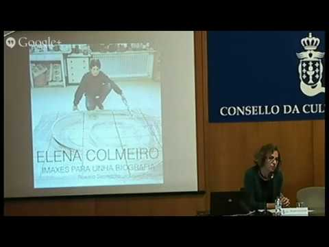 Elena Colmeiro. Cerámica, experiencias e procesos creativos. Anacos dunha biografía