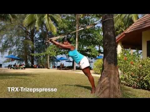 TRX Training - Trizepspresse Video