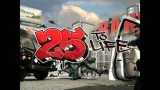 25 To Life PlayStation 2 Trailer - Official Trailer