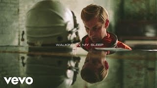 Andrew McMahon in the Wilderness - Walking In My Sleep (Lyric Video)