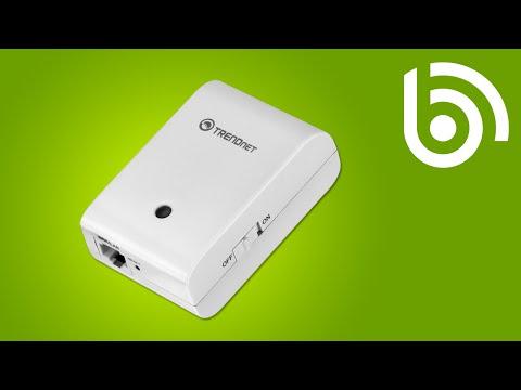 TRENDnet TEW-713RE WiFi N Introduction