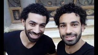 The double of Mohammed Salah was found in Egypt! Двойник Мохаммеда Сала был найден в Египте!