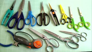 Why So Many Scissors? + My Favorites
