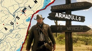 How to Get to New Austin EARLY in Red Dead Redemption 2 with Arthur (RDR2 New Austin Early)