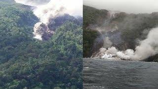 Gunung Karangetang Status Tanggap Darurat