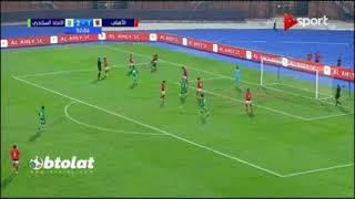 اهداف مباراة الاهلي و الاتحاد السكندري 4 3 اليوم كامل وفوز لاتحاد علي الاهلي