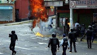 Венесуэла: кризис обостряется