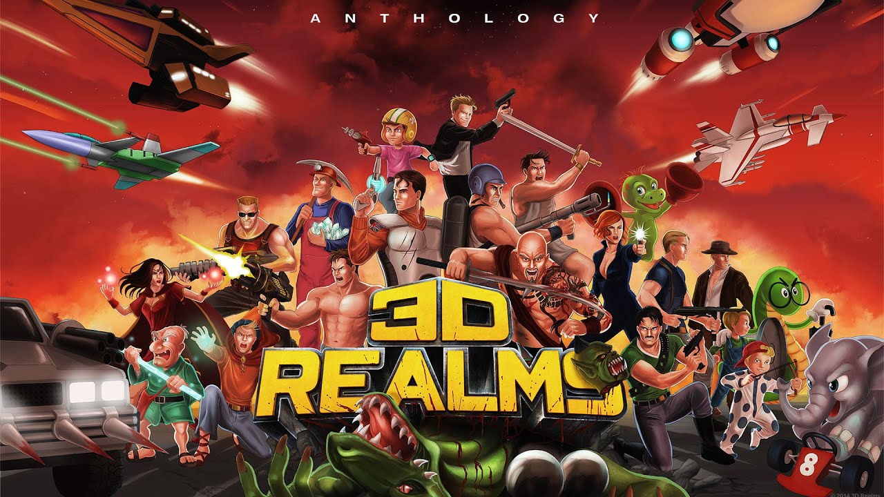 You Can Buy Just About Every 3D Realms Game Ever For $19.99