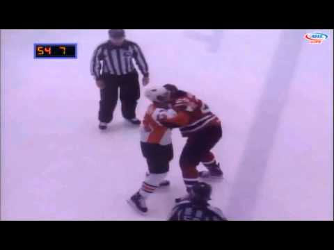 Zack FitzGerald vs. Raman Hrabarenka