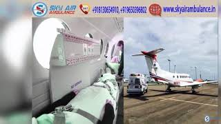 Select Air Ambulance in Bhopal with Supreme Medical Care