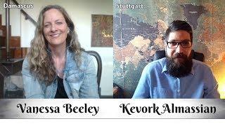 Exclusive interview with Vanessa Beeley