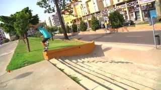 preview picture of video 'Tarifa skateboard club'