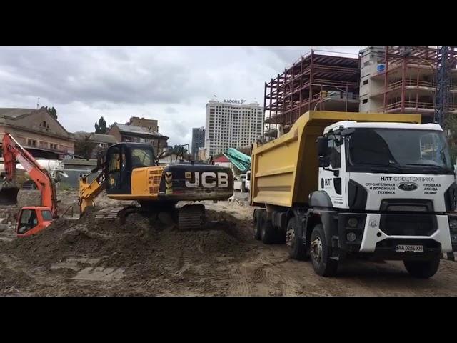 Відео 1 FORD CARGO 4142D