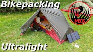 Bikepacking: Genialer ultralight Schlafsack