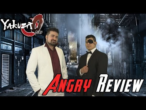 Yakuza 0 Angry Review