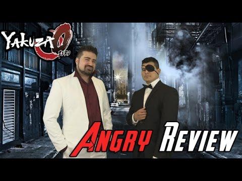Yakuza 0 Angry Review - YouTube video thumbnail