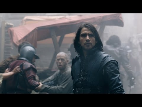 The Musketeers 3.05 Clip