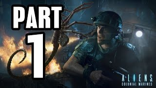 Aliens: Colonial Marines | #1 | Agraelus a FlyGunCZ | CZ Lets Play / Gameplay [720p60] [PC]