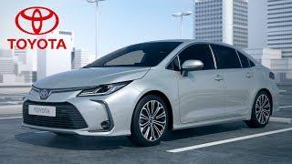 The All-New Toyota Corolla Sedan