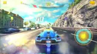 Asphalt 8: Airborne - Epic Moment and crash iPhone 5 High Quality Mp3 Gameplay Review