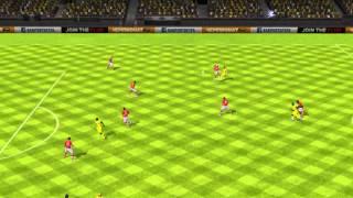 FIFA 13 iPhone/iPad - A. Makhatchkala vs. Spartak Moscou