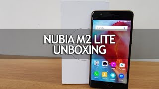 Nubia M2 Lite Unboxing, Hands on, Camera Samples and Software Features