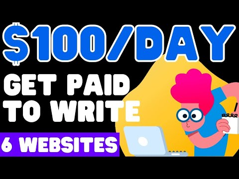 Get Paid To Write Articles Or List | Websites That Pay For Writing Articles | Make Money Online 2021