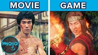 Top 10 Movies That Most Influenced Video Games