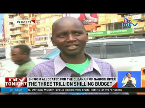 Kenyans share their views on the Budget estimates presented by CS Rotich