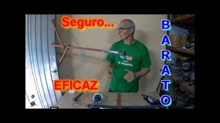Brazo Casero Articulado Magnetico, Para Filmadoras y Moviles /Homemade arm, articulated with magnets