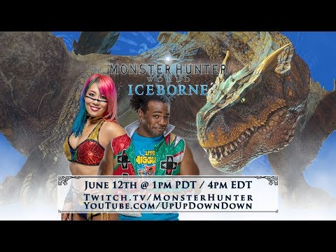 [OFFICIAL] E3 2019 - Monster Hunter World: Iceborne
