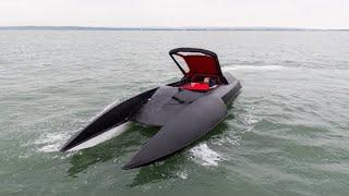 Эта Супер Лодка Быстрее Бугатти Вейрон! Топ 7
