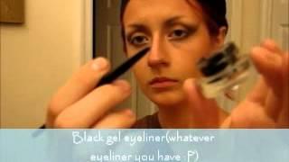 Faun Makeup Look